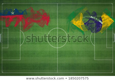 Brazil and Samoa Flags Stock photo © Istanbul2009