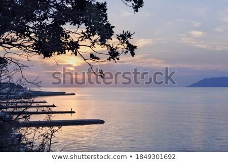 tranquil pier stock photo © chris2766