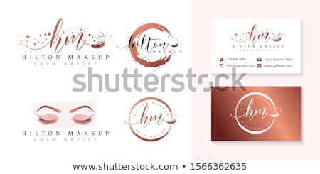 beauty logo stock photo © ggs