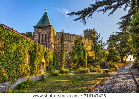 Ruzica church at Belgrade fortress Kalemegdan. Belgrade, Serbia. Stock photo © Kirill_M