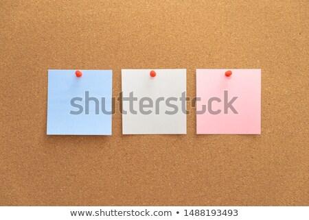 rajz · izolált · fehér · iroda · háttér · zöld - stock fotó © vapi