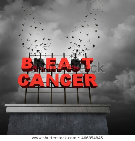 beat cancer concept stock photo © lightsource