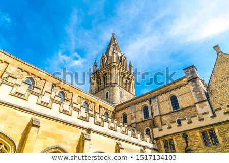 Cristo · iglesia · universidad · oxford · histórico · edificio - foto stock © chrisdorney