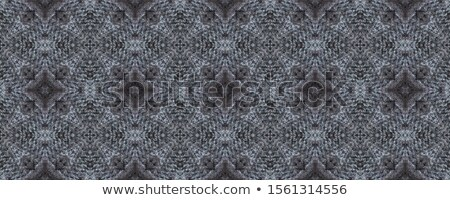 Colorful Christmas foil bow background on burlap Stock photo © ozgur