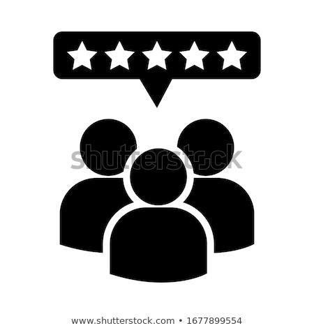 клиентов · обратная · связь · eps10 · вектора · формат · работу - Сток-фото © wad