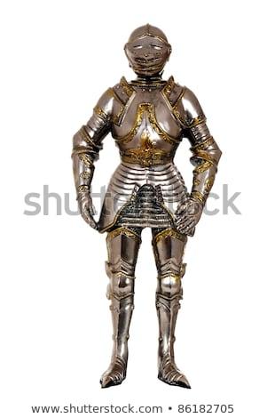 historic plate armour Stock photo © prill