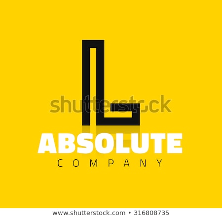 Logo Symbol Symbol Element Design Stock foto © blaskorizov