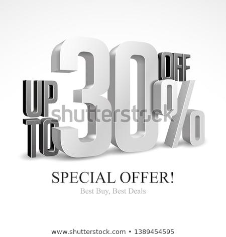 black · friday · verkoop · 3D · teken · ontwerp · brieven - stockfoto © robuart