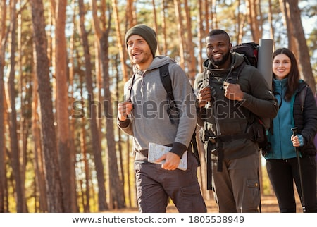 Group of people hiking Stock photo © photography33