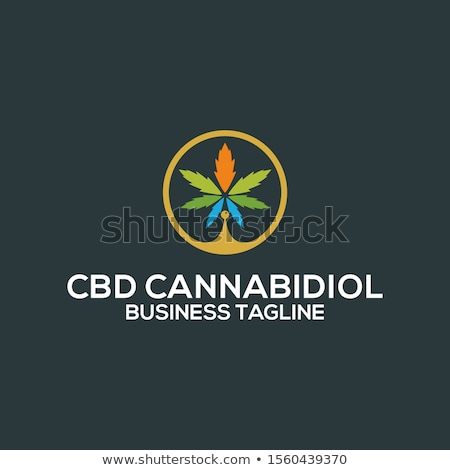 Orvosi marihuána szimbólum kép grafikus törődés Stock fotó © cteconsulting