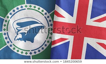 Verenigd Koninkrijk vlaggen puzzel geïsoleerd witte business Stockfoto © Istanbul2009