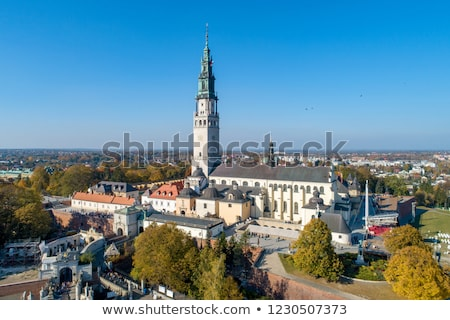 Jasna Gora Monastery in Czestochowa    Stock photo © benkrut