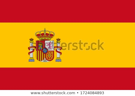 Испания флаг стране испанский стандартный баннер Сток-фото © romvo