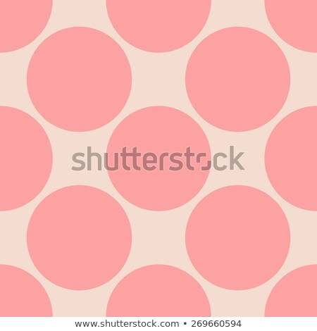 Abstract dotted seamless pattern. Textured dot pink background Stock photo © Terriana