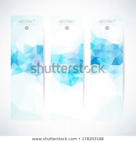 set of water background scenes Stock photo © bluering