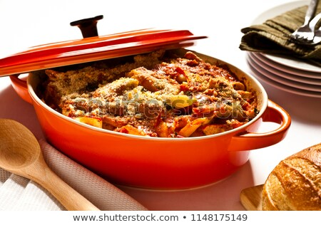 Traditional casserole dish Stock photo © photography33