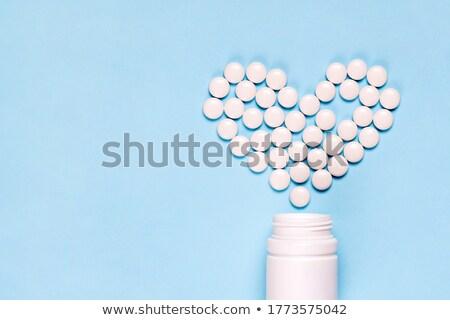 heart drugs stock photo © lightsource