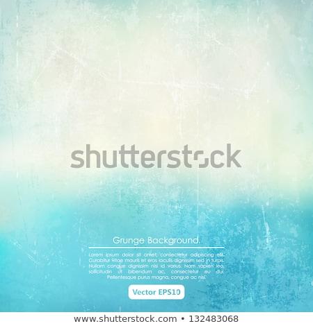 Textura do grunge vetor azul textura parede abstrato Foto stock © Kheat