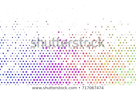 colorful dots pattern background design Stock photo © SArts
