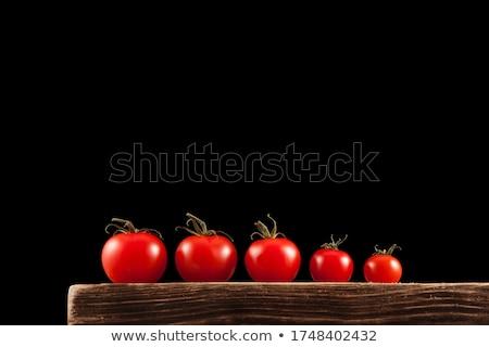 свежие органический помидоры черри Сток-фото © marylooo