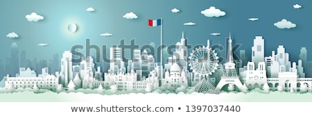 Sailboat in France Stock photo © ivonnewierink