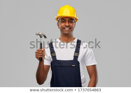 a manual worker with a hammer stock photo © photography33