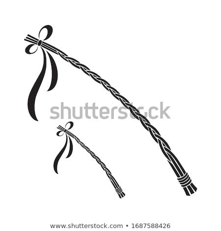 Wicker whip Stock photo © Calek
