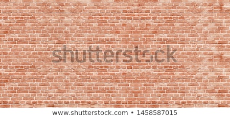 indoor architectural backdrop with brickwork Stock photo © taviphoto