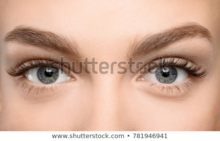 Female eye closeup Stock photo © AndreyPopov
