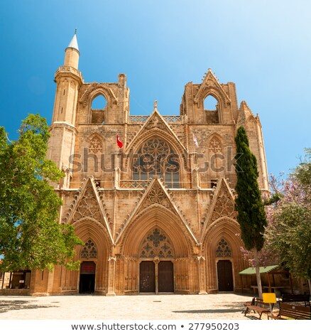 St. Nicholas Cathedral, Famagusta, Cyprus Stock photo © Kirill_M