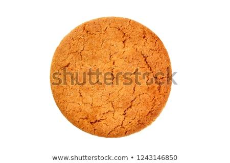 jengibre · tuerca · galletas · tazón · completo - foto stock © raphotos