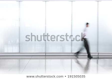 This way is the lobby !  Stock photo © stockyimages