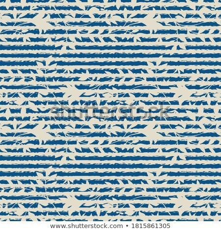 Stilizzato strisce erba pattern Foto d'archivio © Voysla