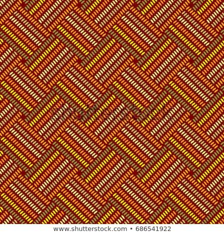Brown weave Pattern Stock photo © njnightsky