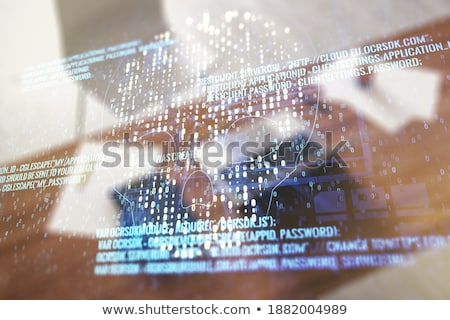 Spam Management on Laptop in Modern Workplace Background. Stock photo © tashatuvango