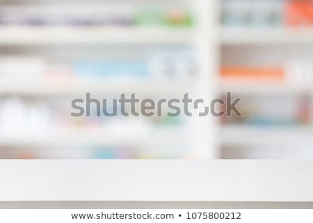 A table in a lab Stock photo © bluering