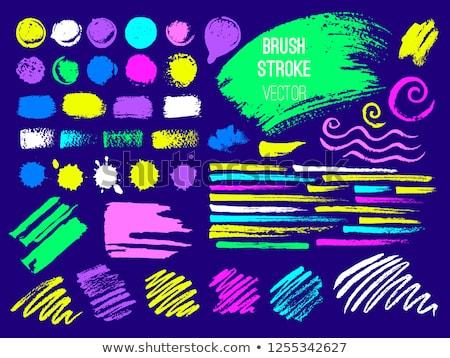 Ink splat grunge colour Stock photo © nicemonkey