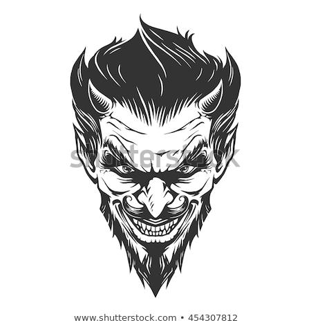 devil head stock photo © derocz