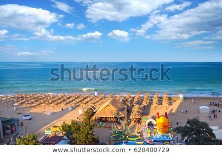 Golden Sand Stock photo © iko