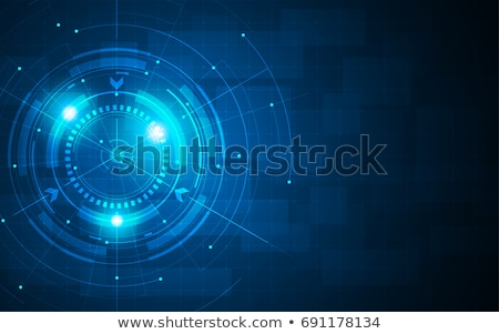 Focus abstract concept vector illustration. Stock photo © RAStudio