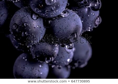 ブドウ 値下がり 新鮮果物 新鮮な フルーツ ストックフォト © Ansonstock