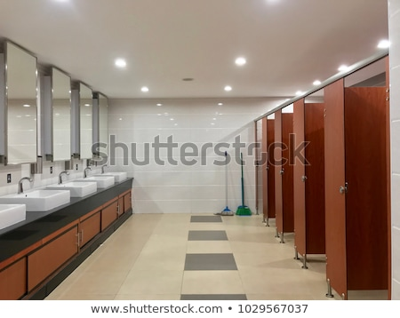 ドア トイレ デザイン ホーム ルーム ホテル ストックフォト © vlaru