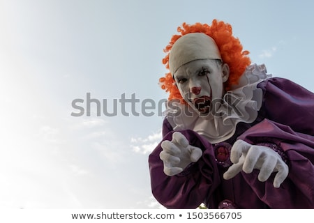 freaky redhaed Stock photo © pdimages