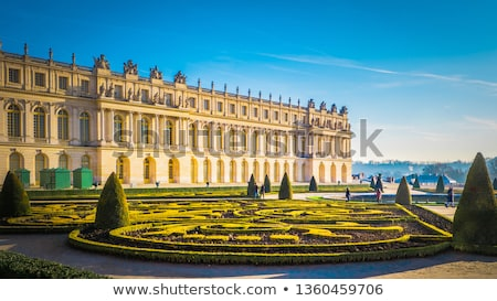 Palace In The Garden Of Sanssouci. Stock photo © macsim