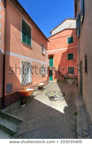 San Rocco di Camogli - HDR Stock photo © Antonio-S