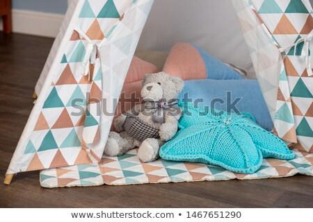 Little hut Stock photo © jrstock