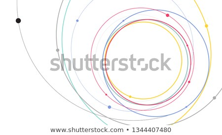 Piros rost optika internet kék kábel Stock fotó © Stocksnapper