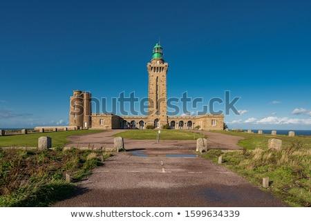 башни · Cap · Корсика · здании · синий · каменные - Сток-фото © prill