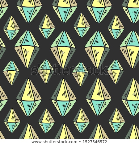 gyönyörű · fehér · háromszög · absztrakt · 3d · illusztráció · sablon - stock fotó © littlecuckoo