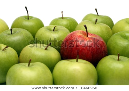 domination concepts with apples Stock photo © Mikko